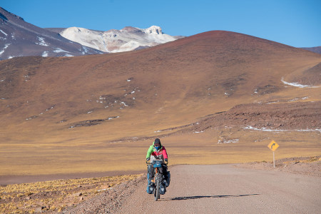 Riding the Ruta Lagunas