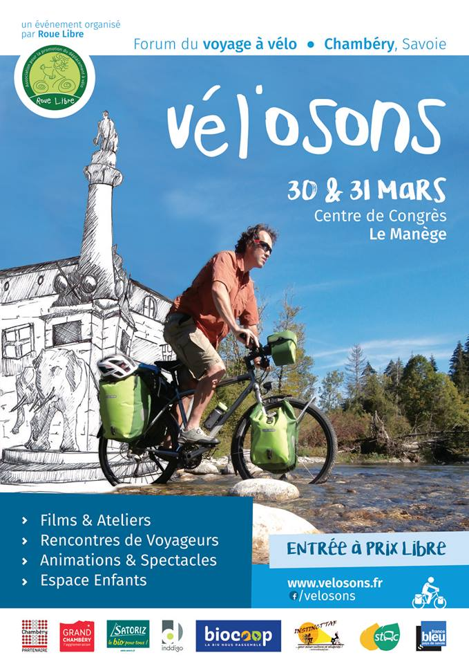 affiche velosons 2019